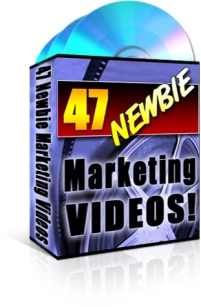 47 newbie marketing Videos!